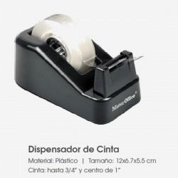 DISPENSADOR CINTA MR OFFICE CHICO 7397