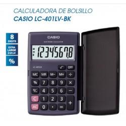 CALCULADORA CASIO LC-401LV-BK