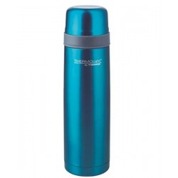 THERMO CAFE METALICO SS F.TOP 1000ML, BL, RD & GR