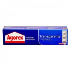 AGOREX TRANSPARENTE HENKEL TUBO 20 CC.