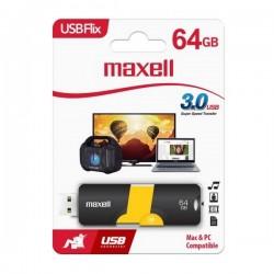 PENDRIVE MAXELL FLIX 64 GB 3.0 ESPOL