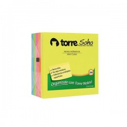 TORRE NOTES MINI CUBO 5X5 CM 250 HJS