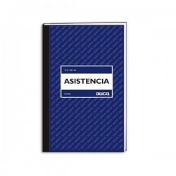 LIBRO ASISTENCIA 200H AUCA