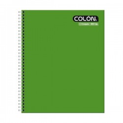 CUADERNO UNIVERSITARIO CROQUIS LISO COLON 100H