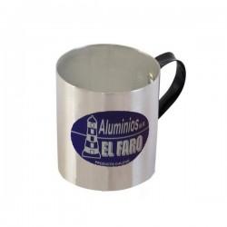 JARRO 10 CM ALUMINIO EL FARO