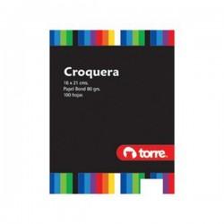 CROQUERA 16X21 100H IMAGIA
