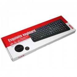 TECLADO USB HAVIT KEYBOARD MOD-HV-KB378 FDS