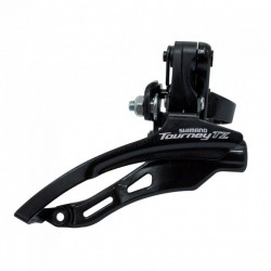 CAMBIADOR SHIMANO TZ FD-TZ500-DS6 FOR 3 (FRICTION) X7/6 DOWN-SWIN SH-20 ANDES