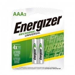 PILA RECARGABLE ENERGIZER BLISTER AAAX2 700 MAH