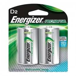PILA RECARGABLE ENERGIZER BLISTER DX2 2500 MAH ESPOL
