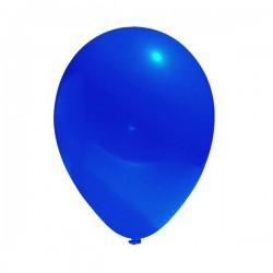 GLOBO N°9 AZUL 50 UND BIG PARTY