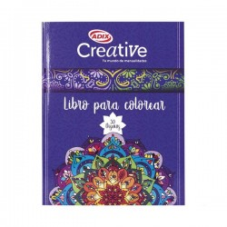 LIBRO MANDALA INSPIRACION (022) CREATIVE
